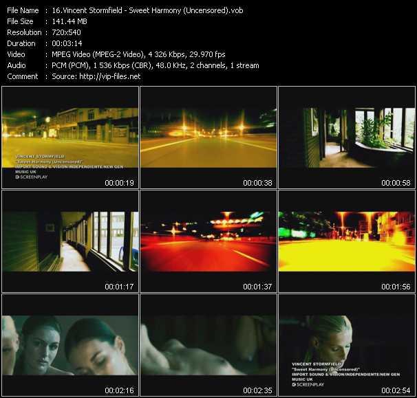 Vincent Stormfield video screenshot