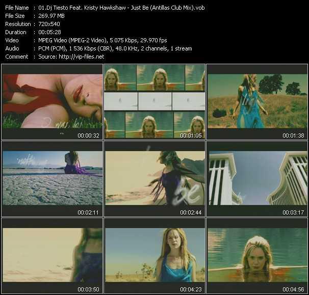 Tiesto Feat. Kristy Hawkshaw video screenshot