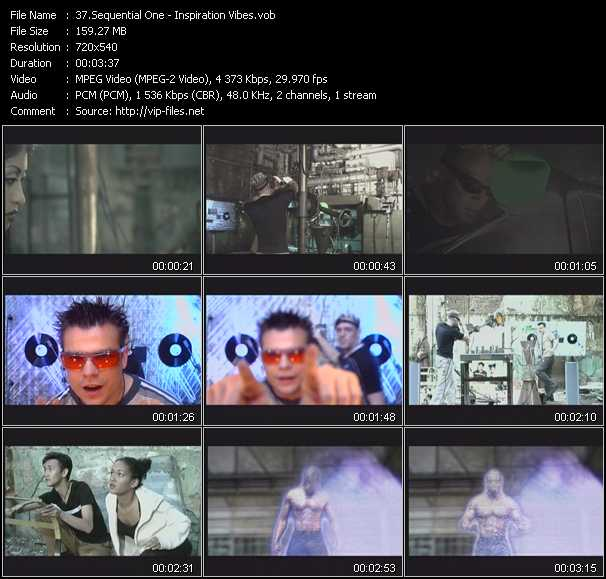 Sequential One video screenshot
