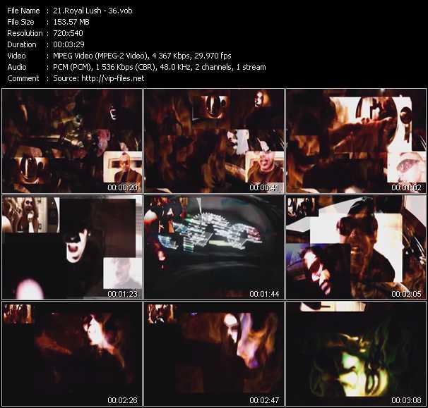 Royal Lush video screenshot