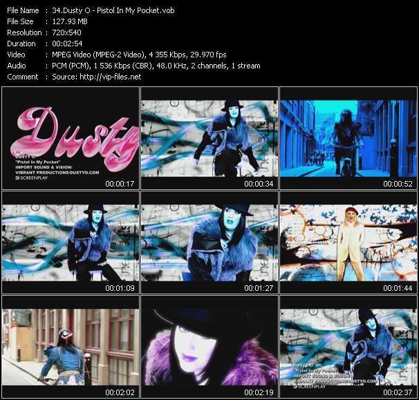 Dusty O video screenshot
