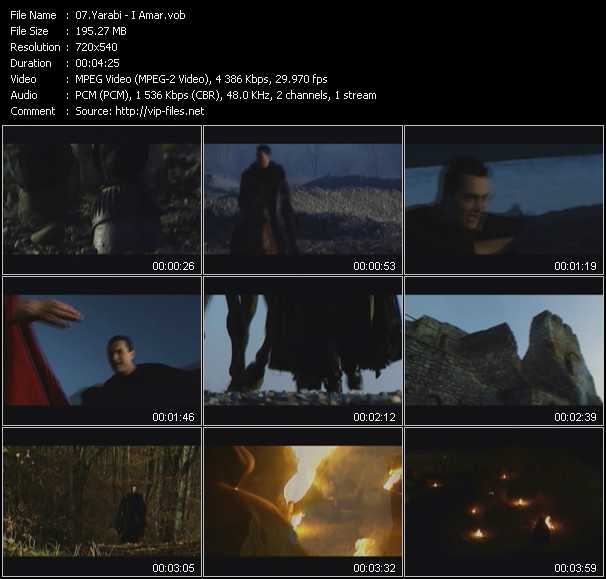 Yarabi video screenshot