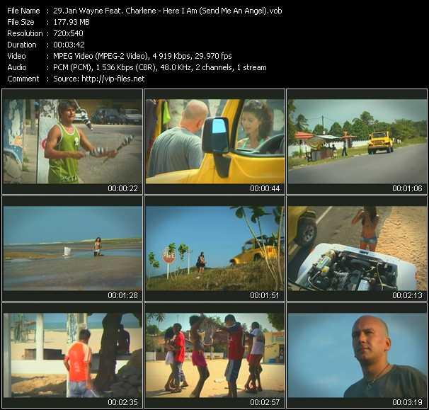 Jan Wayne Feat. Charlene video screenshot
