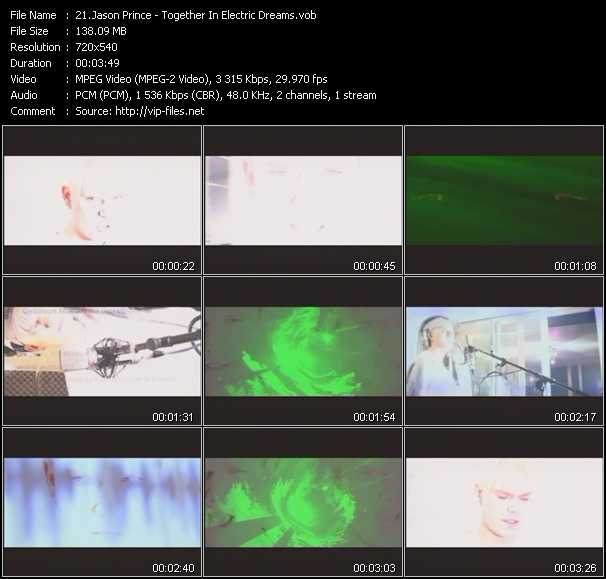 Jason Prince video screenshot