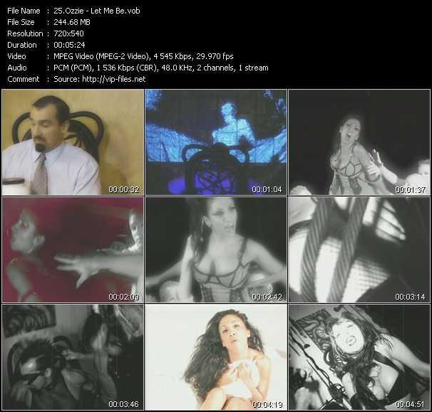 Ozzie video screenshot