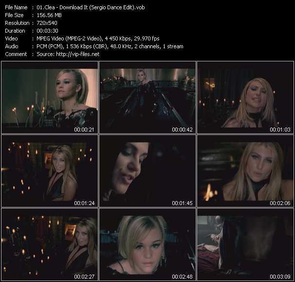 Clea video screenshot