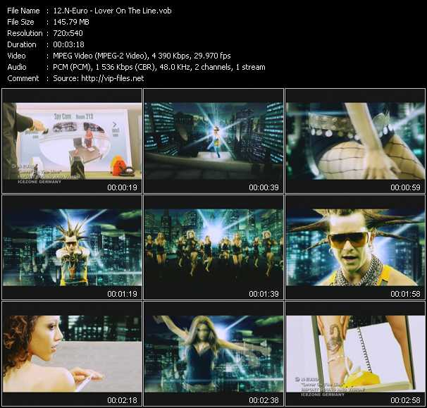 N-Euro video screenshot