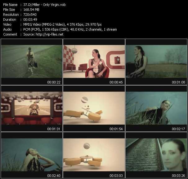 Dj Miller video screenshot