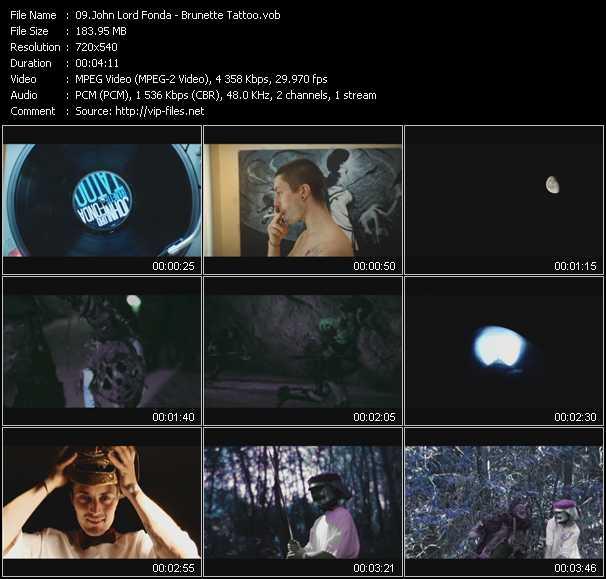 John Lord Fonda video screenshot