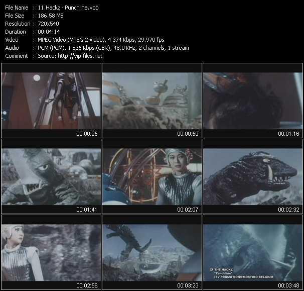 Hackz video screenshot