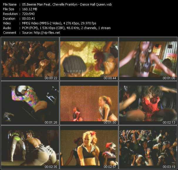 Beenie Man Feat. Chevelle Franklyn video screenshot