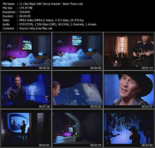 Clint Black With Steve Wariner video screenshot