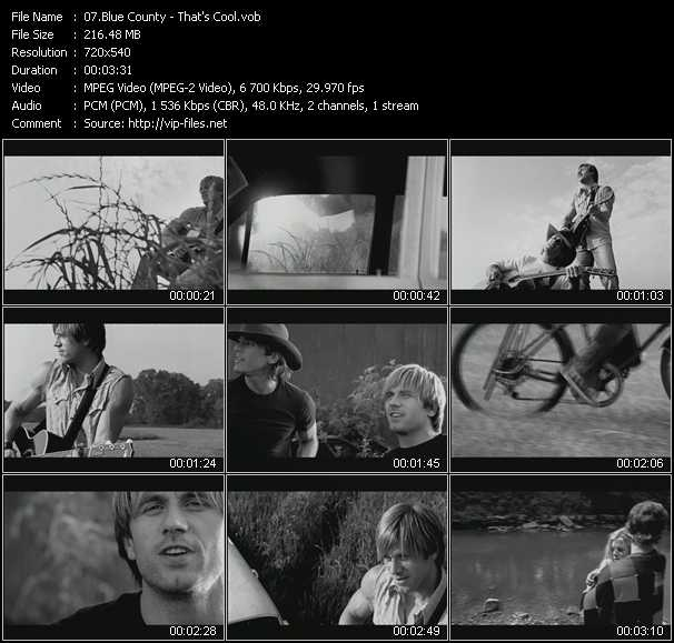 Blue County video screenshot