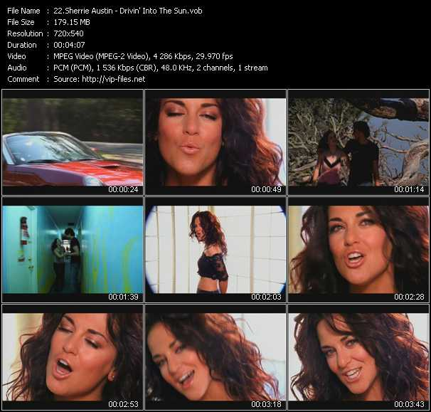 Sherrie Austin video screenshot