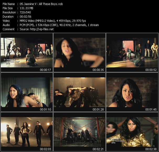 Jasmine V video screenshot