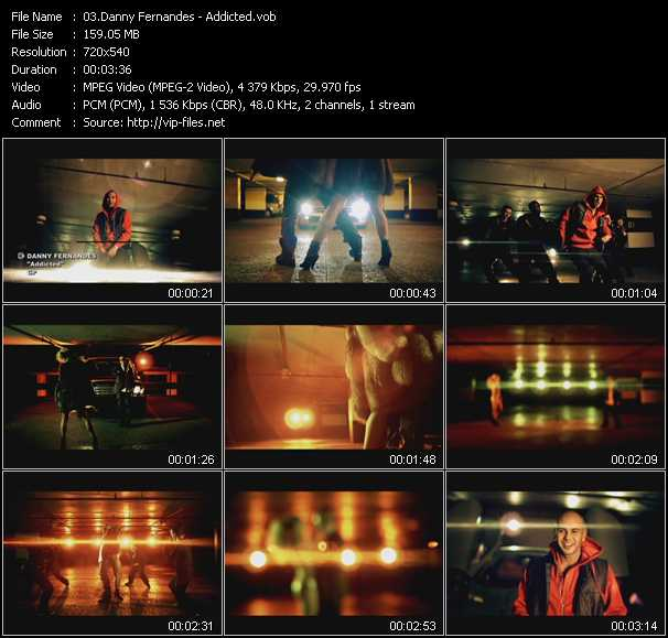 Danny Fernandes video screenshot