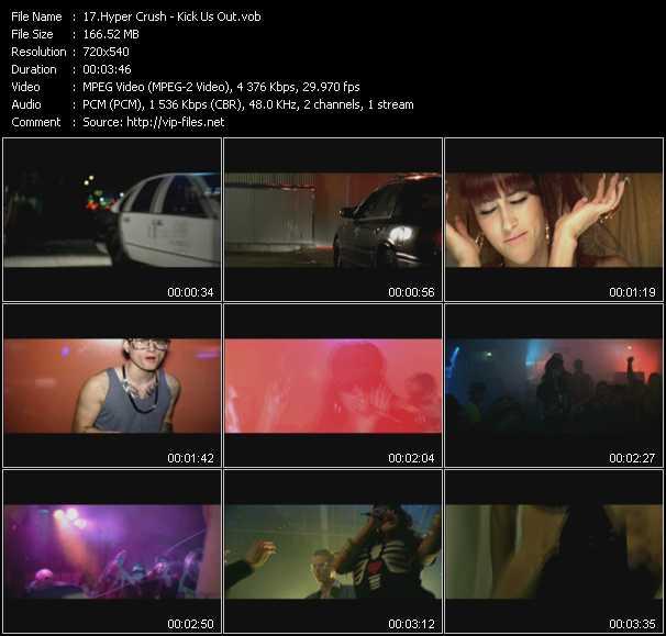 Hyper Crush video screenshot