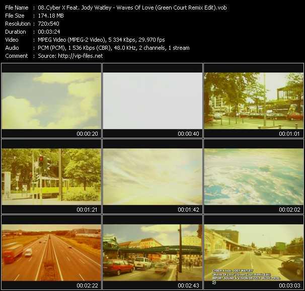 Cyber X Feat. Jody Watley video screenshot