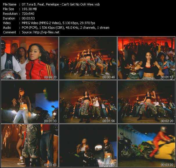 Tyra B. Feat. Penelope video screenshot