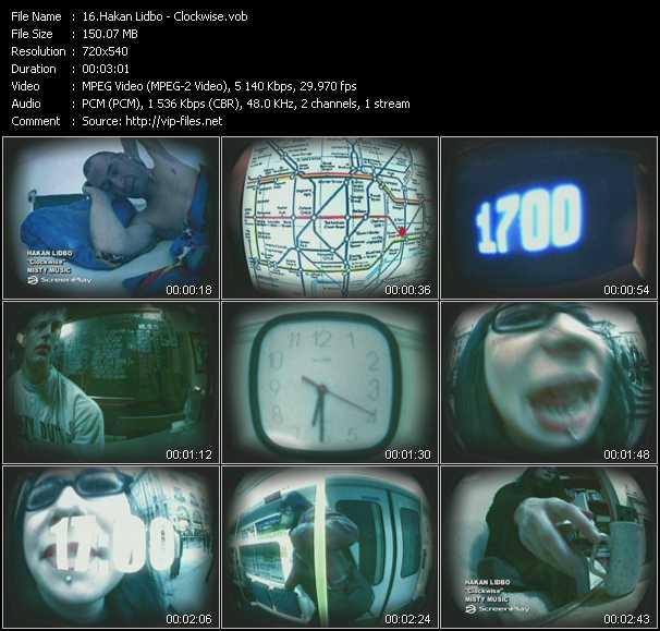 Hakan Lidbo video screenshot