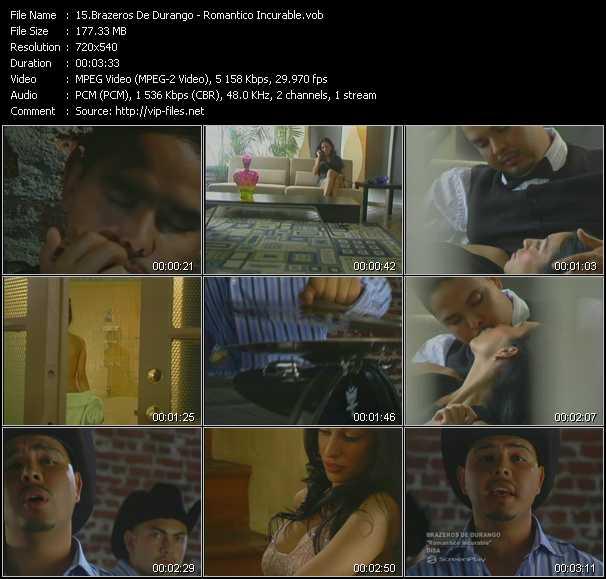 Brazeros Musical De Durango video screenshot