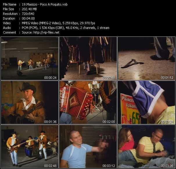 Masizzo video screenshot