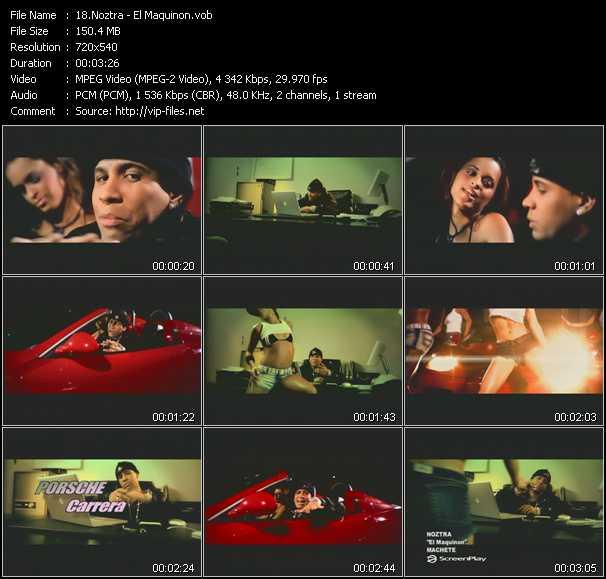 Noztra video screenshot