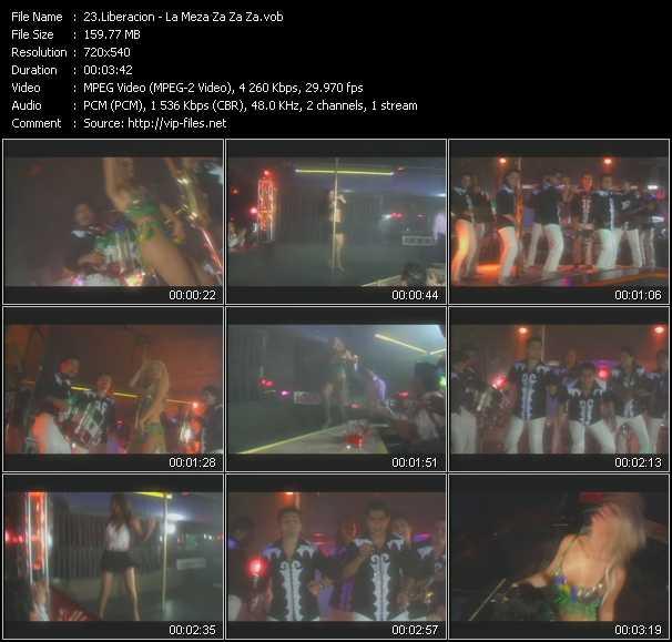 Liberacion video screenshot