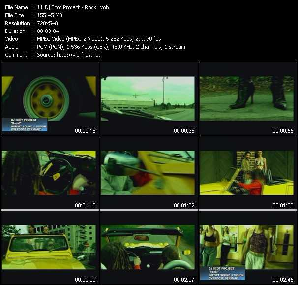Dj Scot Project video screenshot