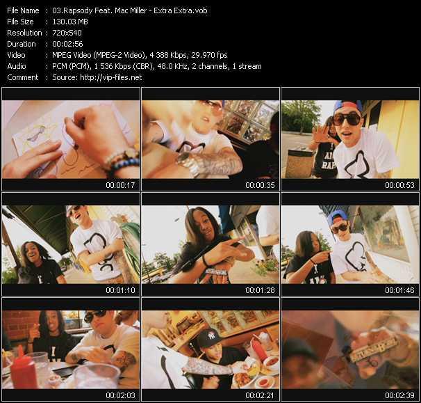 Rapsody Feat. Mac Miller video screenshot