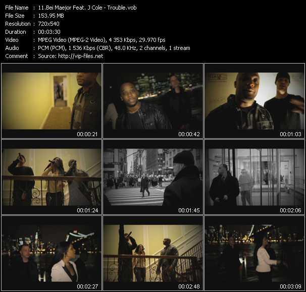 Bei Maejor Feat. J. Cole video screenshot