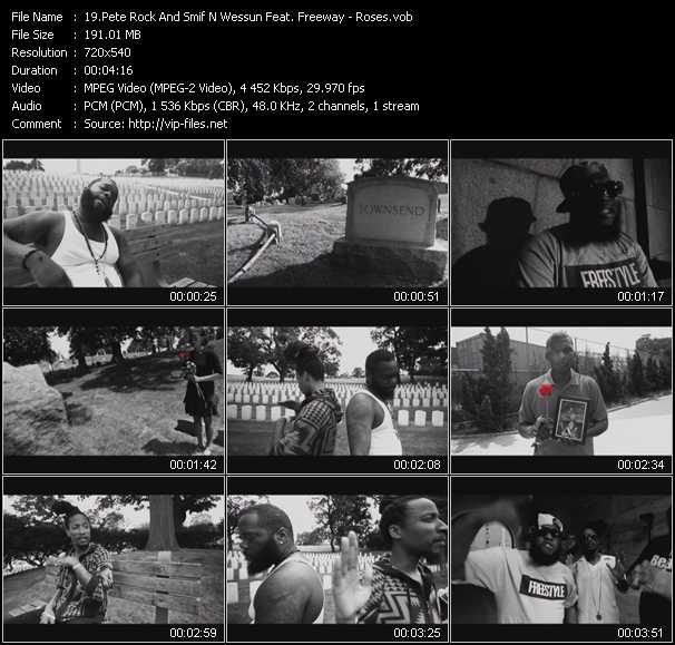 Pete Rock And Smif-N-Wessun Feat. Freeway video screenshot