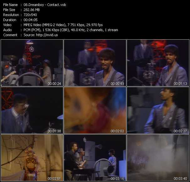 Dreamboy video screenshot