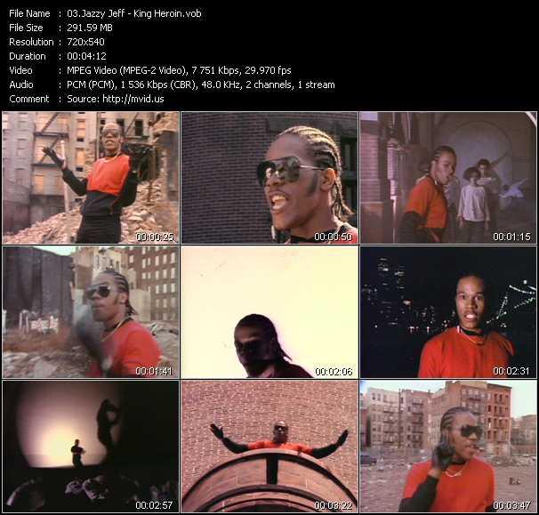 Jazzy Jeff video screenshot