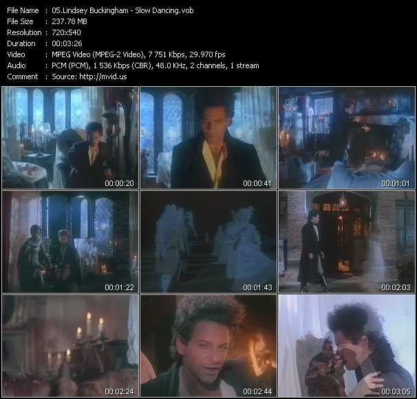 Lindsey Buckingham video screenshot
