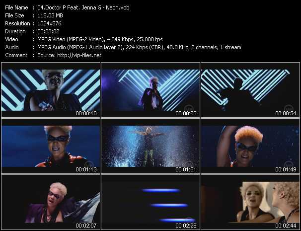 Doctor P Feat. Jenna G video screenshot