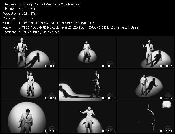 Willy Moon video screenshot