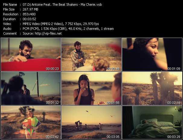 Dj Antoine Feat. The Beat Shakers video screenshot