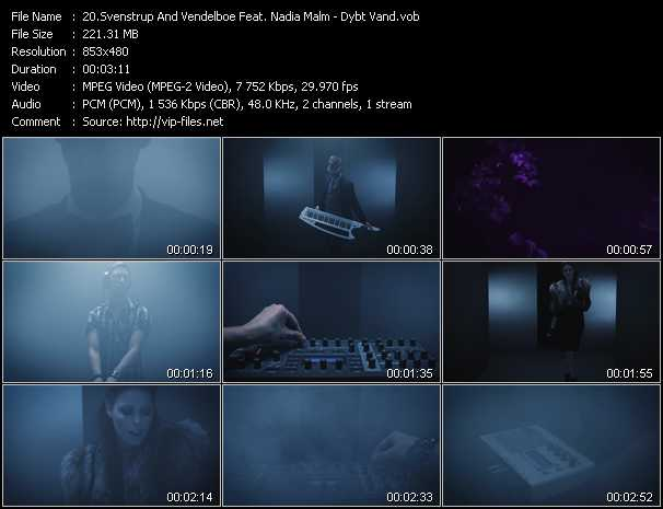 Svenstrup And Vendelboe Feat. Nadia Malm video screenshot