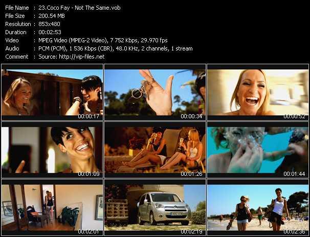 Coco Fay video screenshot