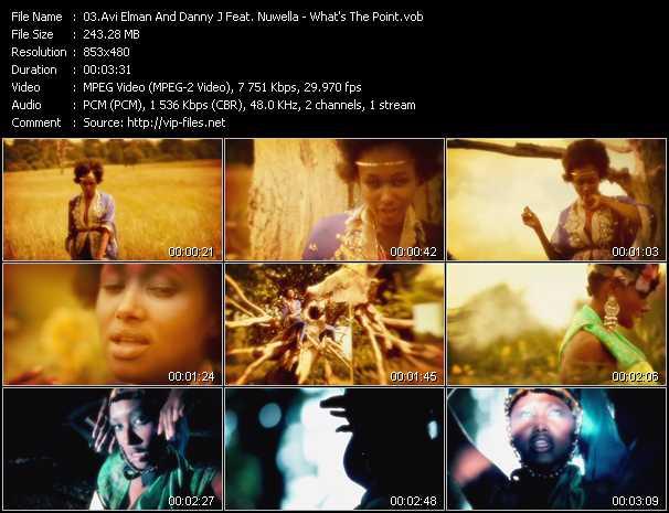 Avi Elman And Danny J Feat. Nuwella video screenshot