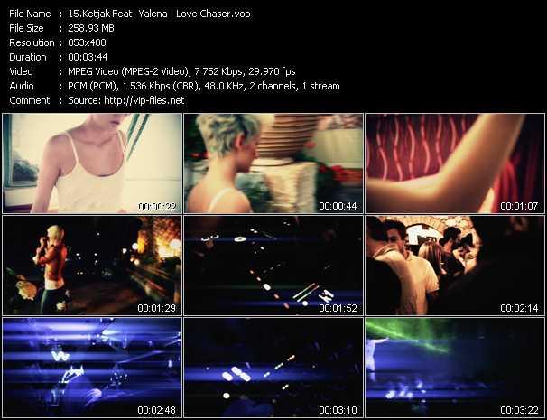 Ketjak Feat. Yalena video screenshot