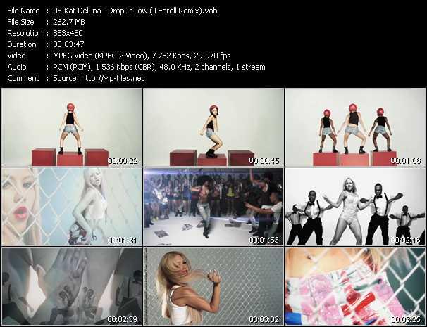 video Drop It Low (J Farell Remix) screen