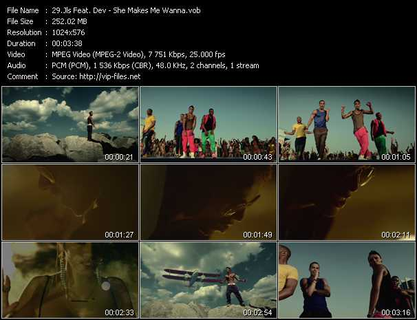 Jls Feat. Dev video screenshot