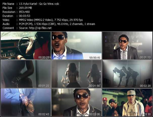 Vybz Kartel video screenshot