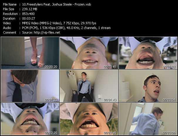 Freestylers Feat. Joshua Steele video screenshot