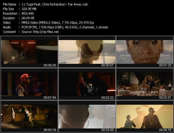 Tyga Feat. Chris Richardson video screenshot