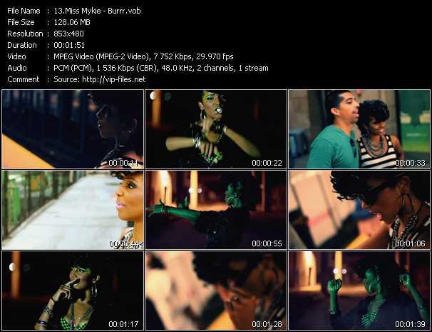 Miss Mykie video screenshot