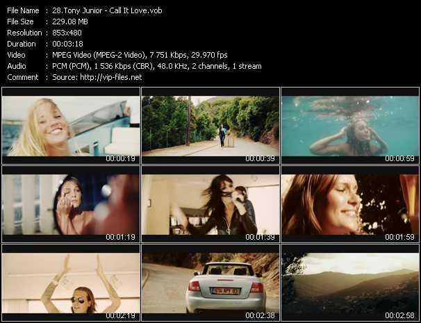 Tony Junior video screenshot