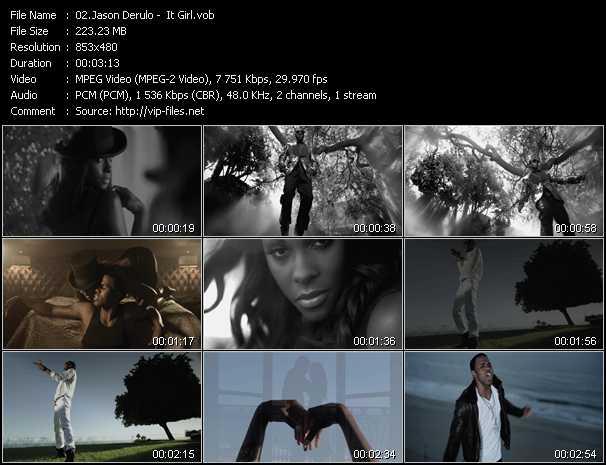 video It Girl screen